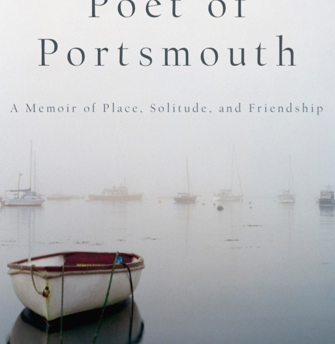 Happy Launch Day to Katherine Towler & THE PENNY POET OF PORTSMOUTH!