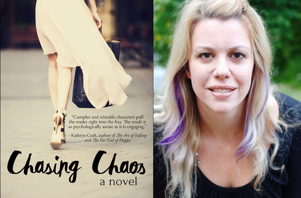 Celebrate CHASING CHAOS From Katie Rose Guest Pryal