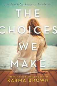 Brown The Choices We Make cover
