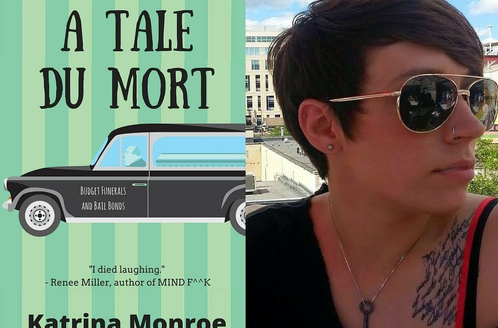 Meet Katrina Monroe, Our Indie Friday Guest