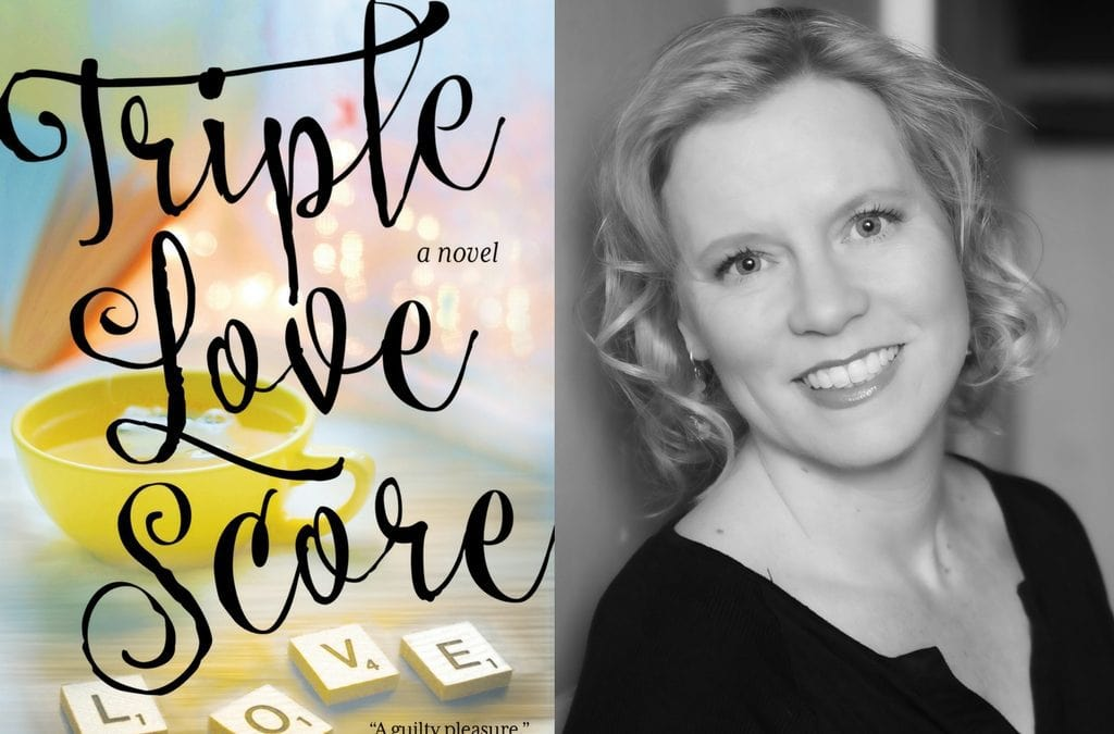 Celebrate the TRIPLE LOVE SCORE of Brandi Megan Granett's Debut
