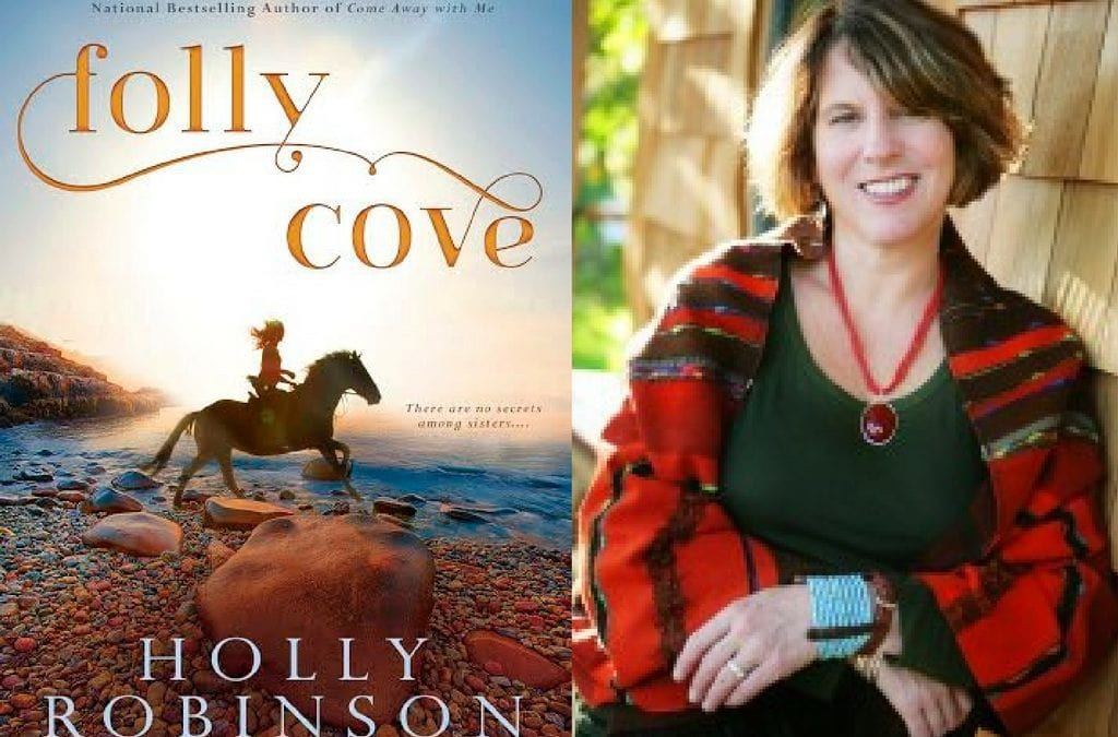 Celebrate Holly Robinson's FOLLY COVE
