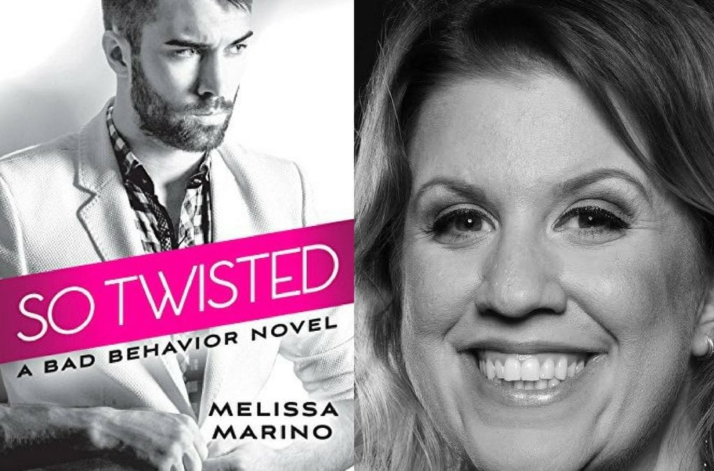 Melissa Marino's Debut is SO TWISTED