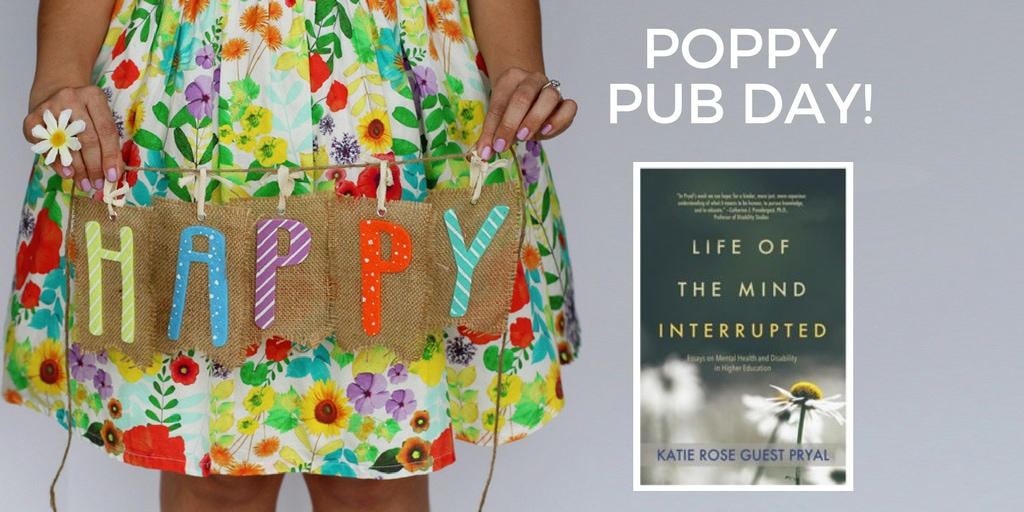 Happy Pub Day to Katie Rose Guest Pryal and Life of the Mind Interrupted