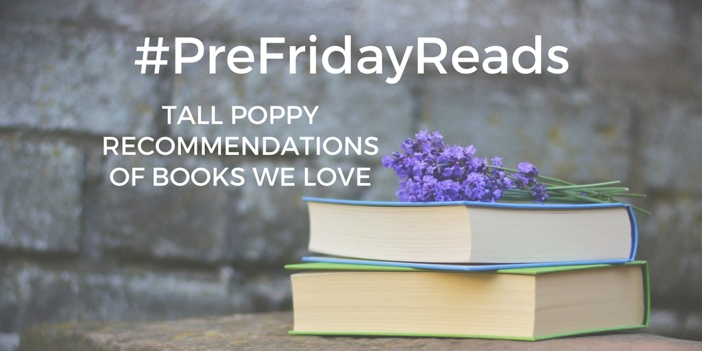 #PreFridayReads: Cathy Lamb with Three Recs