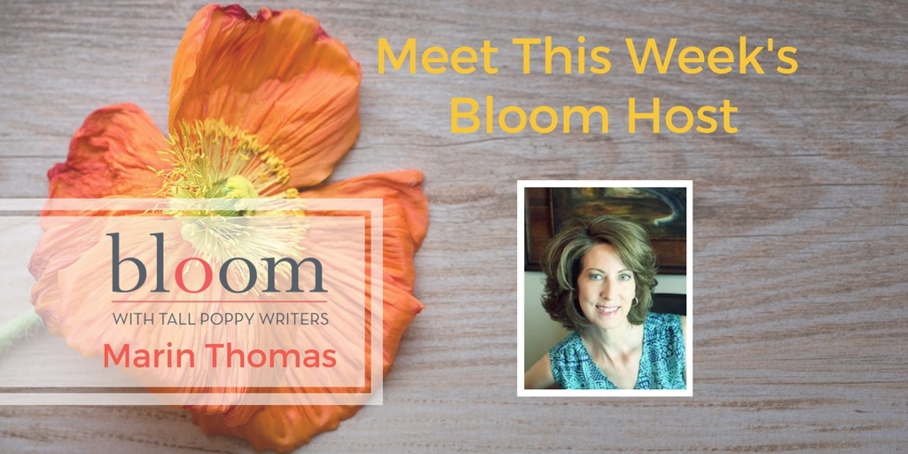 Are You in Bloom with Marin Thomas?