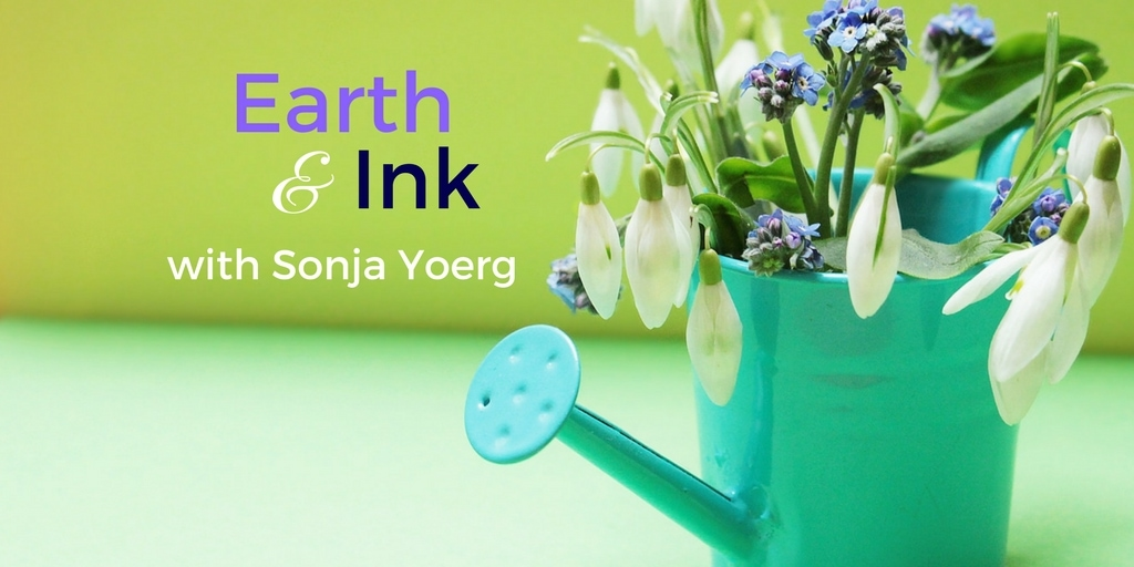Earth And Ink with Sonja Yoerg: Another Row of Peas