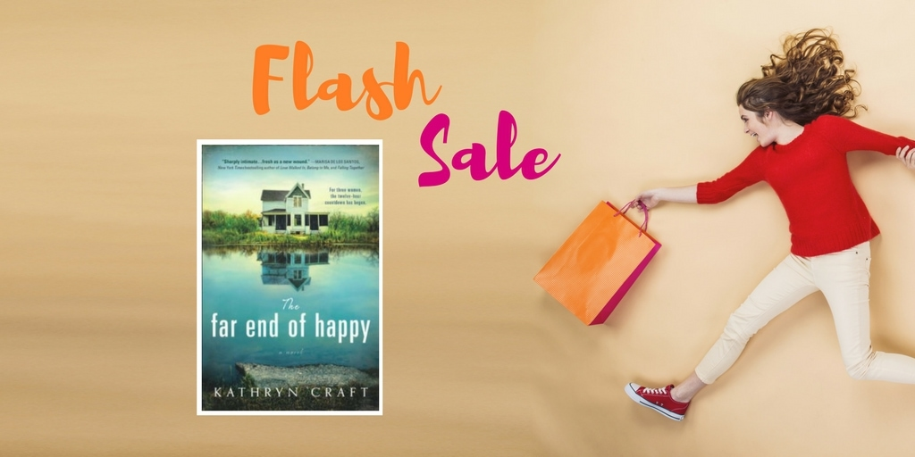Flash Sale: The Far End of Happy is $2.99!