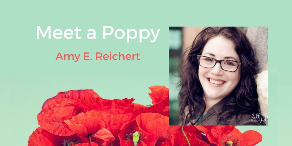Meet a Poppy: Amy Reichert and the Experience of a Lifetime