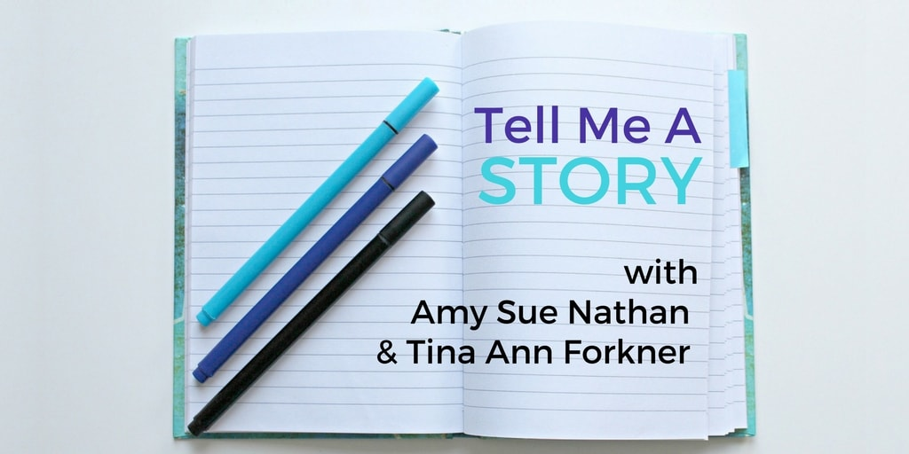 Tell Me A Story: We Started With a Story