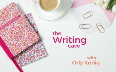 A Peek into the Writing Cave of Amy Sue Nathan