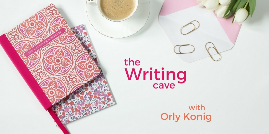A Peek into the Writing Cave of Kerstin March