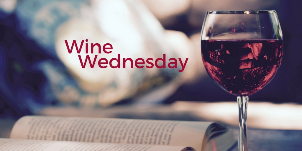 Wine Wednesday: If Your Book Club and Your Wine Club Had a Baby…