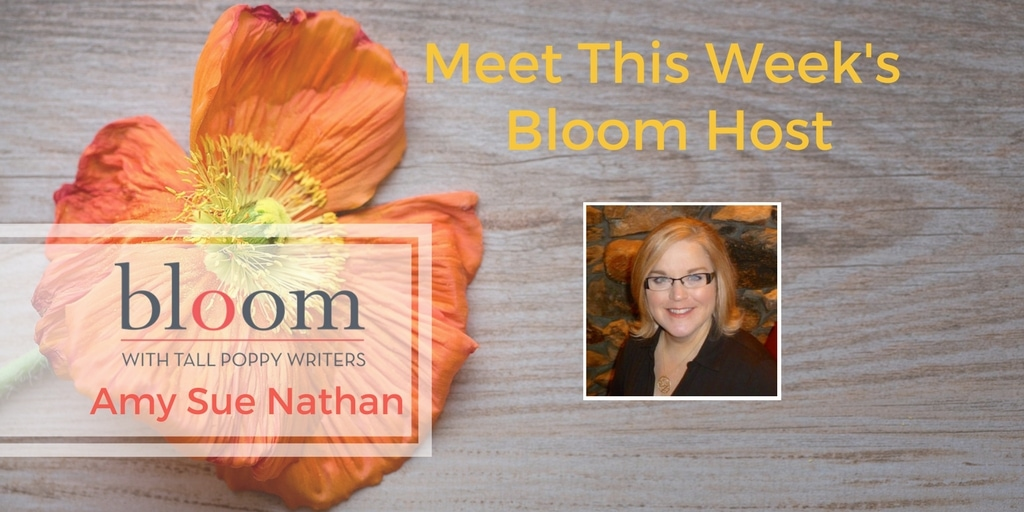 Are You in Bloom with Amy Sue Nathan?
