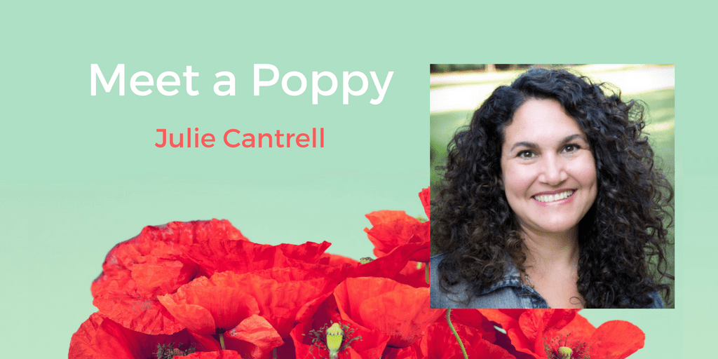 Meet a Poppy: Julie Perkins Cantrell