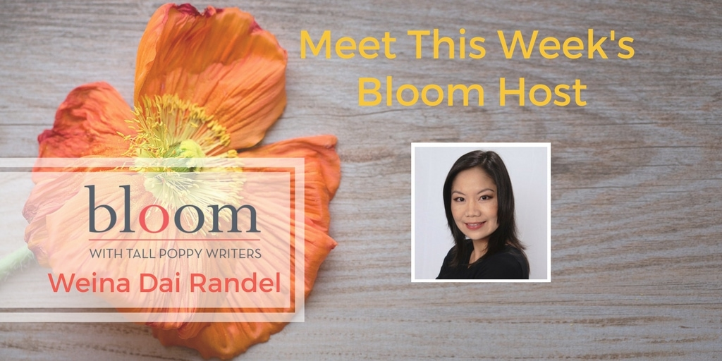 Are You in Bloom with Weina Randel?