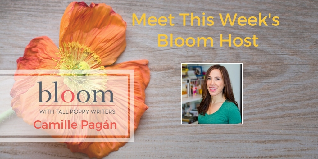 Are You in Bloom with Camille Pagán?