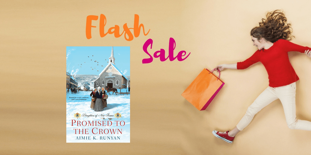 Flash Sale: Promised to the Crown is $2.99 on all e-book platforms!