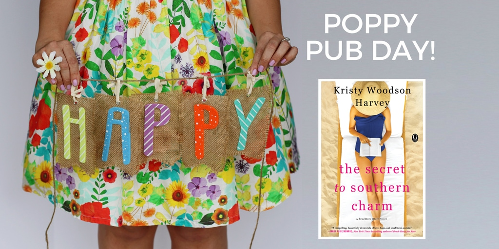 Happy Pub Day to Kristy Woodson Harvey and The Secret to Southern Charm