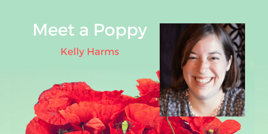 Meet a Poppy: Kelly Harms