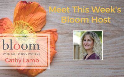 Are You in Bloom with Cathy Lamb?