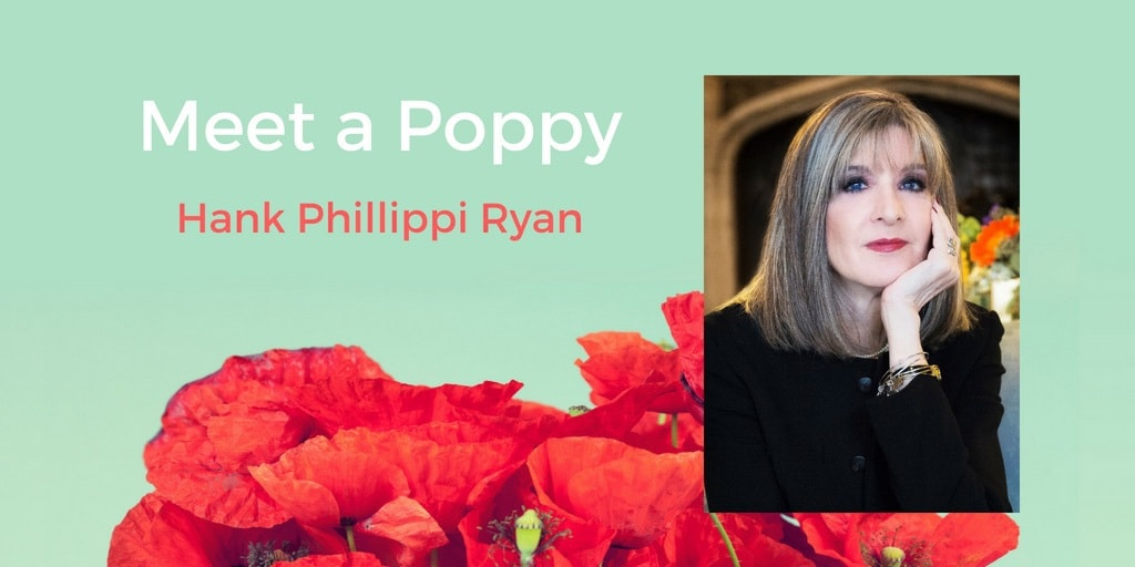 Meet a Poppy: Hank Phillippi Ryan