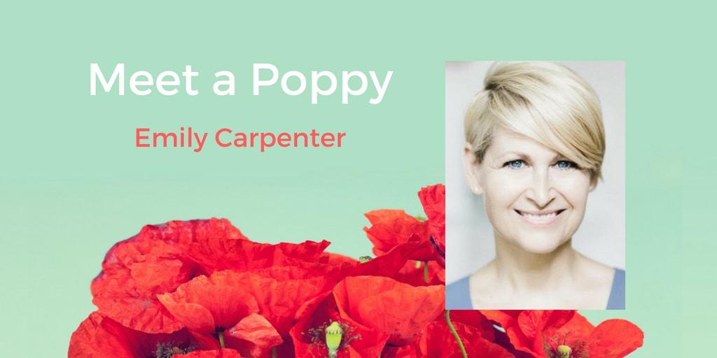 Meet a Poppy: Emily Carpenter