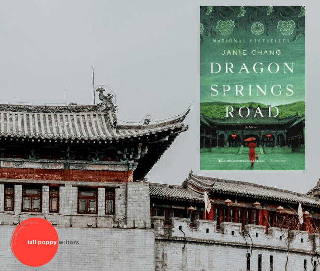BookTrib Review: Dragon Springs Road