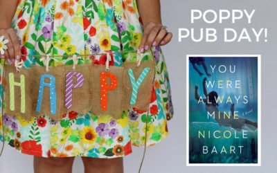 Happy Pub Day to YOU WERE ALWAYS MINE and Nicole Baart