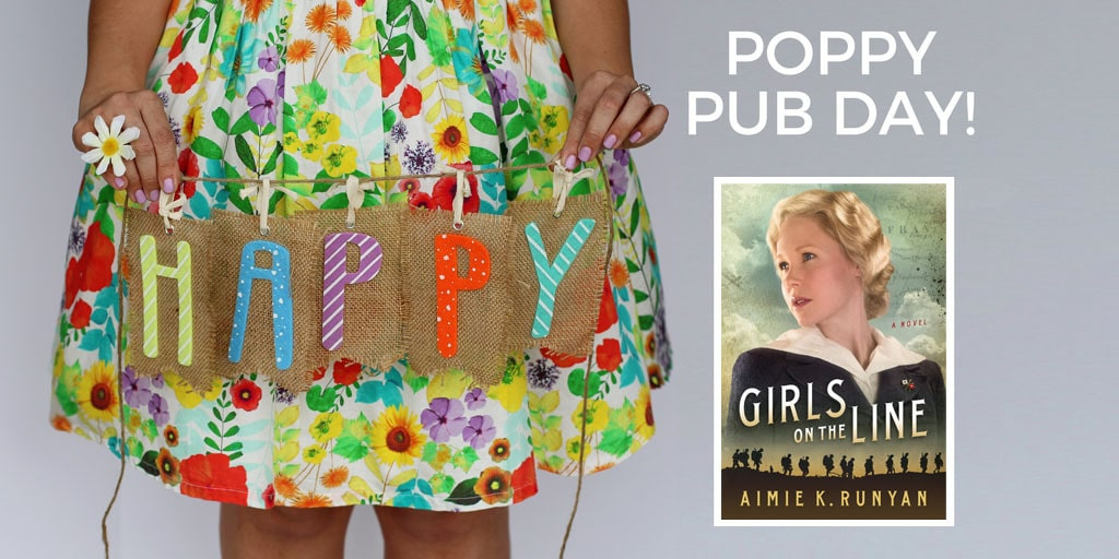 Happy Pub Day to GIRLS ON THE LINE and Aimie K. Runyan